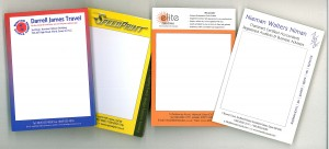 Printed Notepads