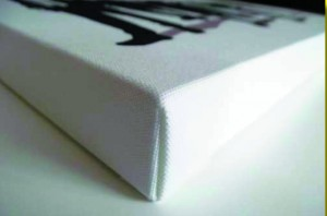 Canvas Stretching on Stretcher Bars